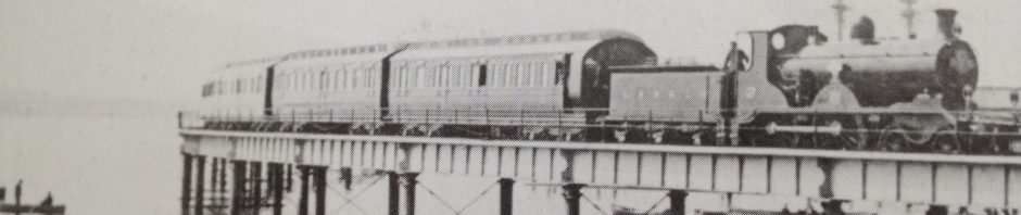 The Hard Interchange railway, 1870s